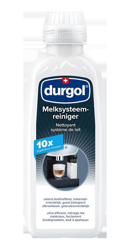durgol melksysteem reiniger fles