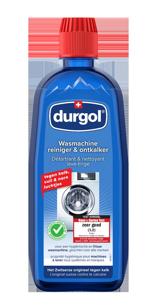 durgol wasmachine reiniger & ontkalker fles