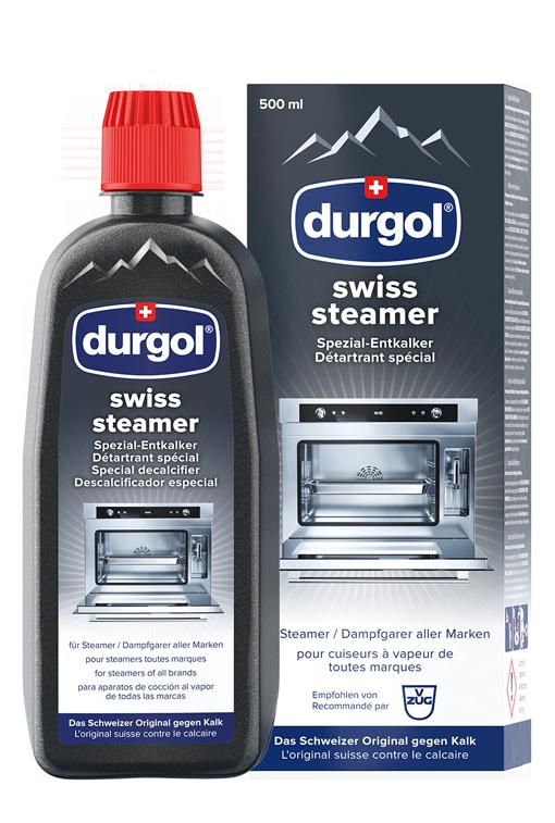 durgol swiss steamer fles en verpakking