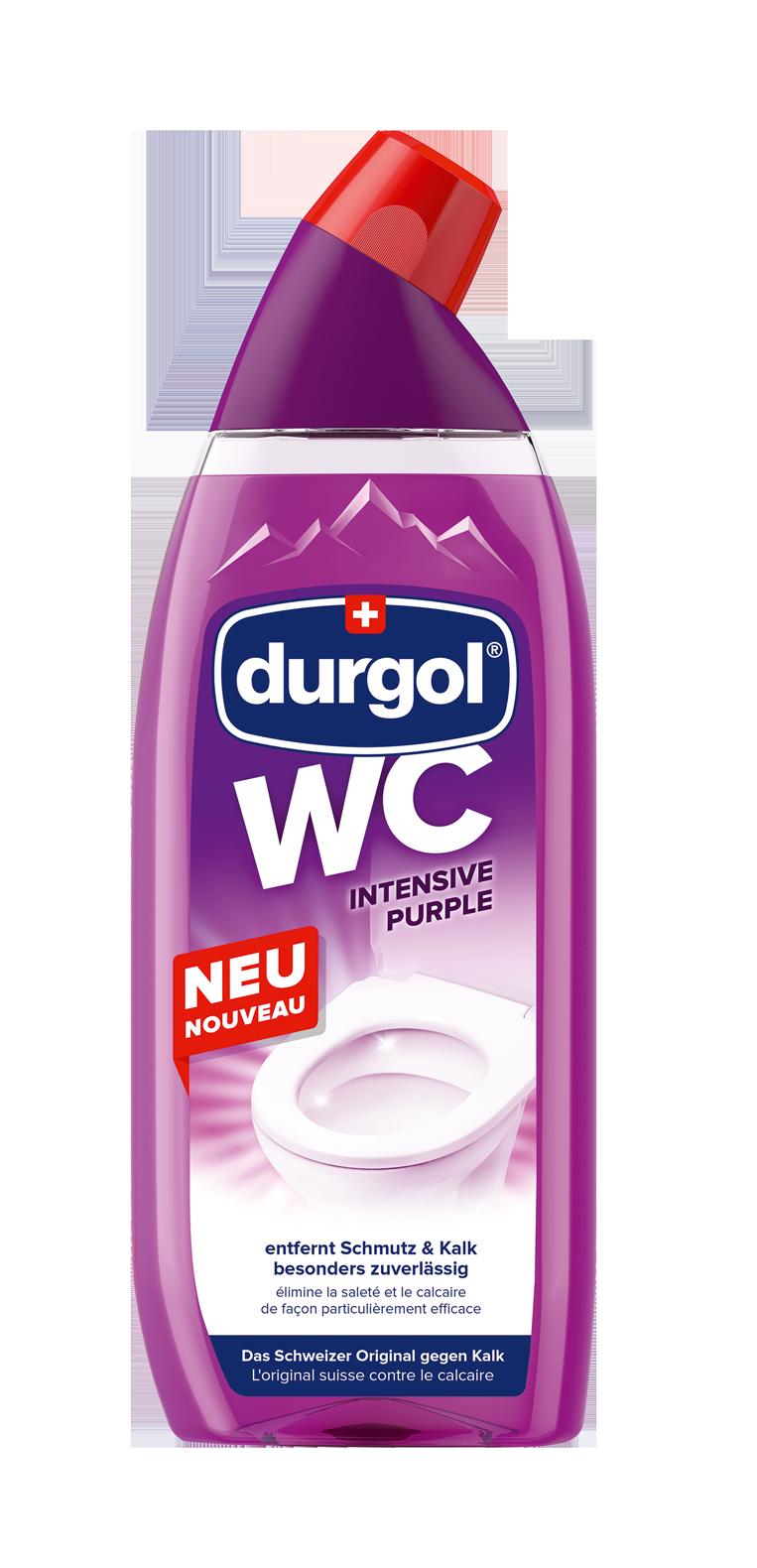 durgol WC intensive purple fles