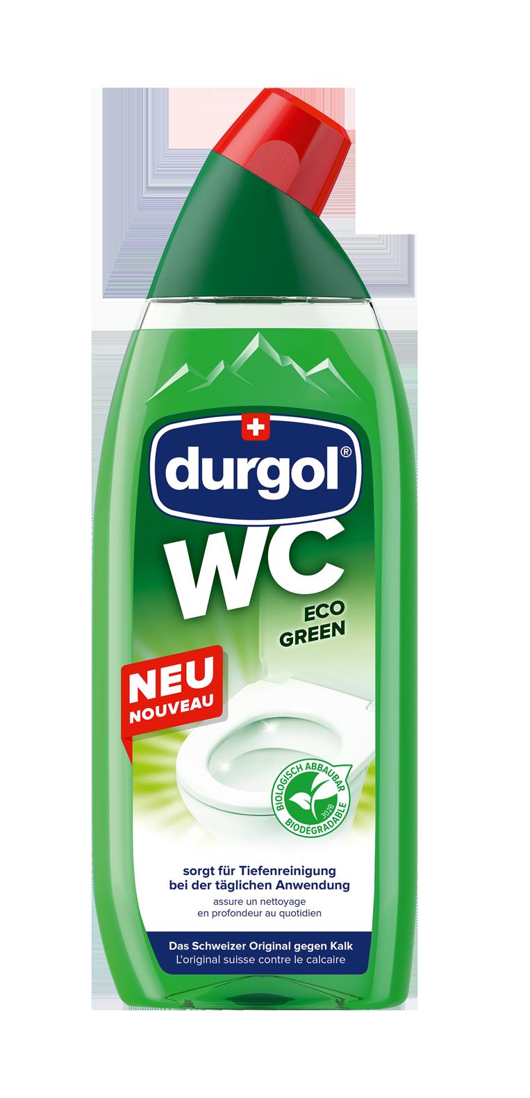 durgol WC eco green fles