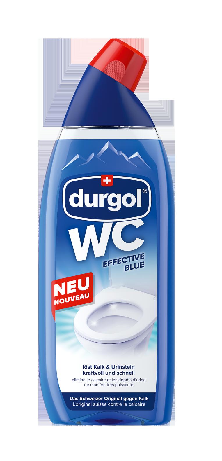 durgol WC effective blue fles