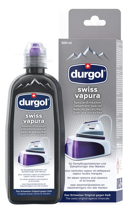 durgol swiss vapura fles met verpakking