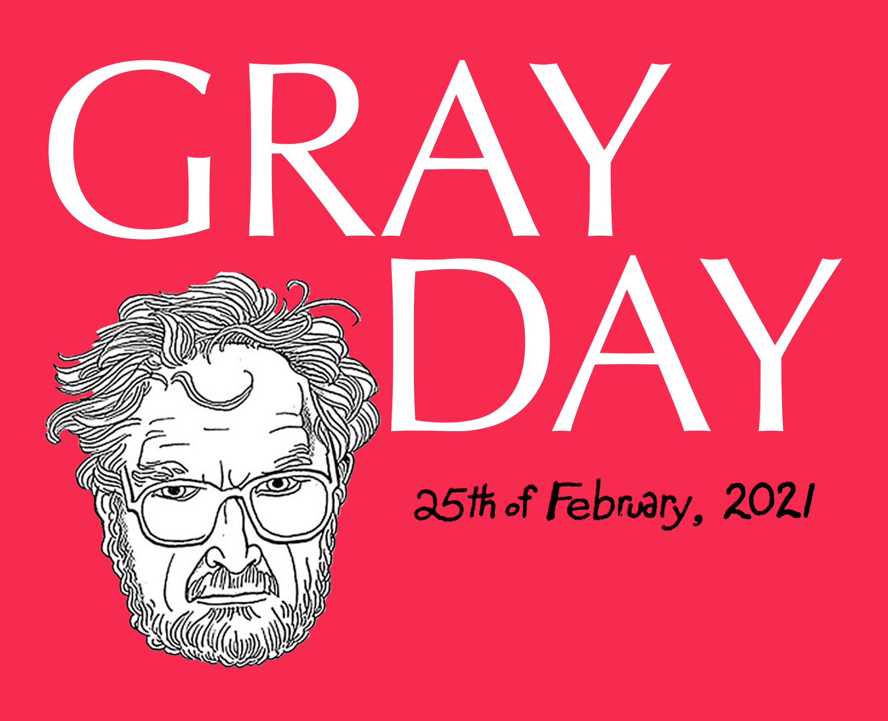 Gray Day - 25th of February 2021