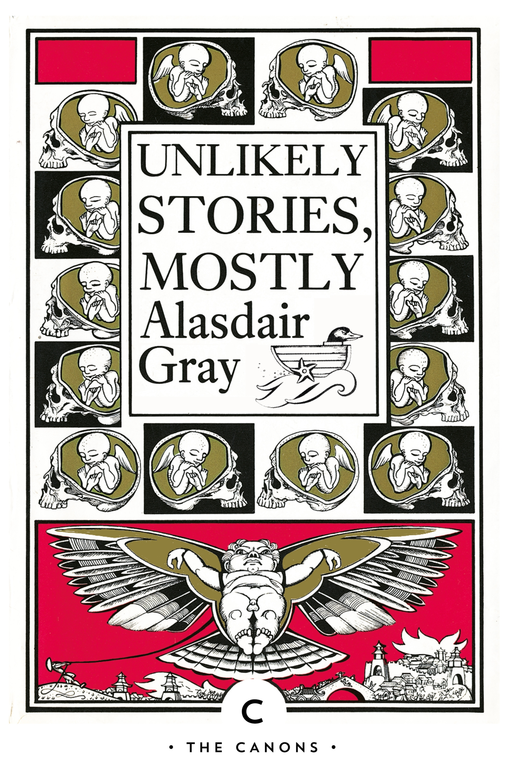 Unlikely Stories, Mostly by Alasdair Gray