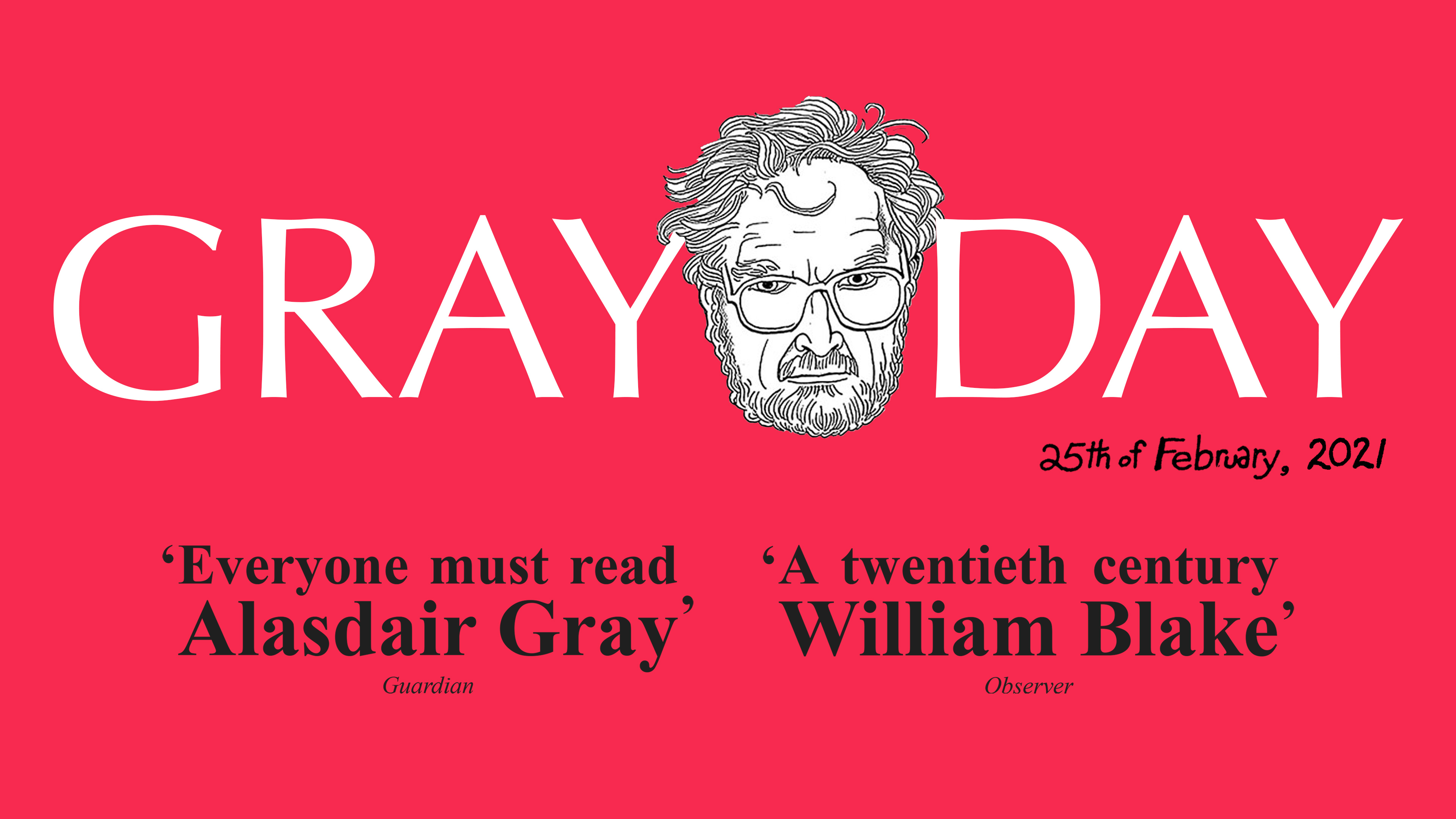 Gray Day – 25th February 2021 (with quotes)