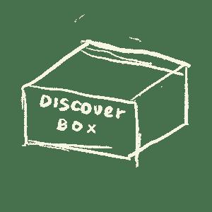 icon of a Discover Box