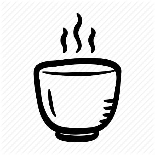 icon of a cup of hot tea
