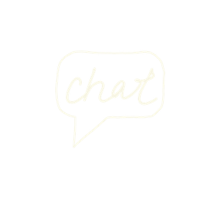 icon of a chat box