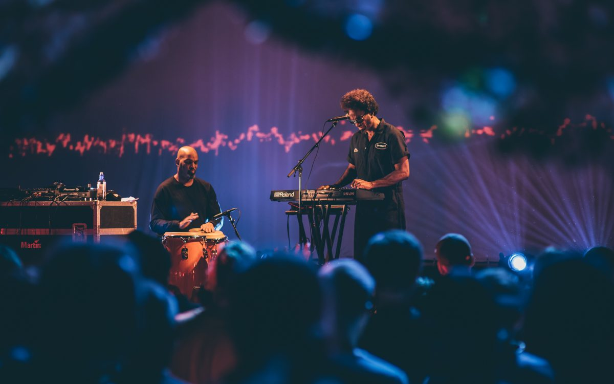 Amp Fiddler ft. A Drummer From Detroit