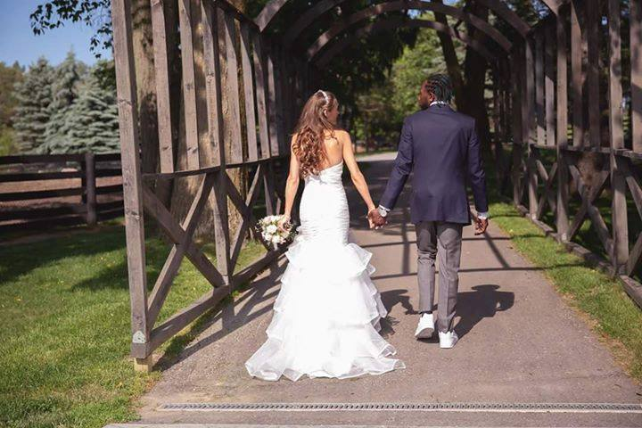 Bride and Groom Photo Session