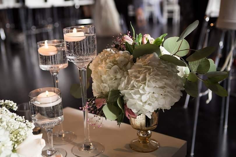 Wedding Florals and Decor