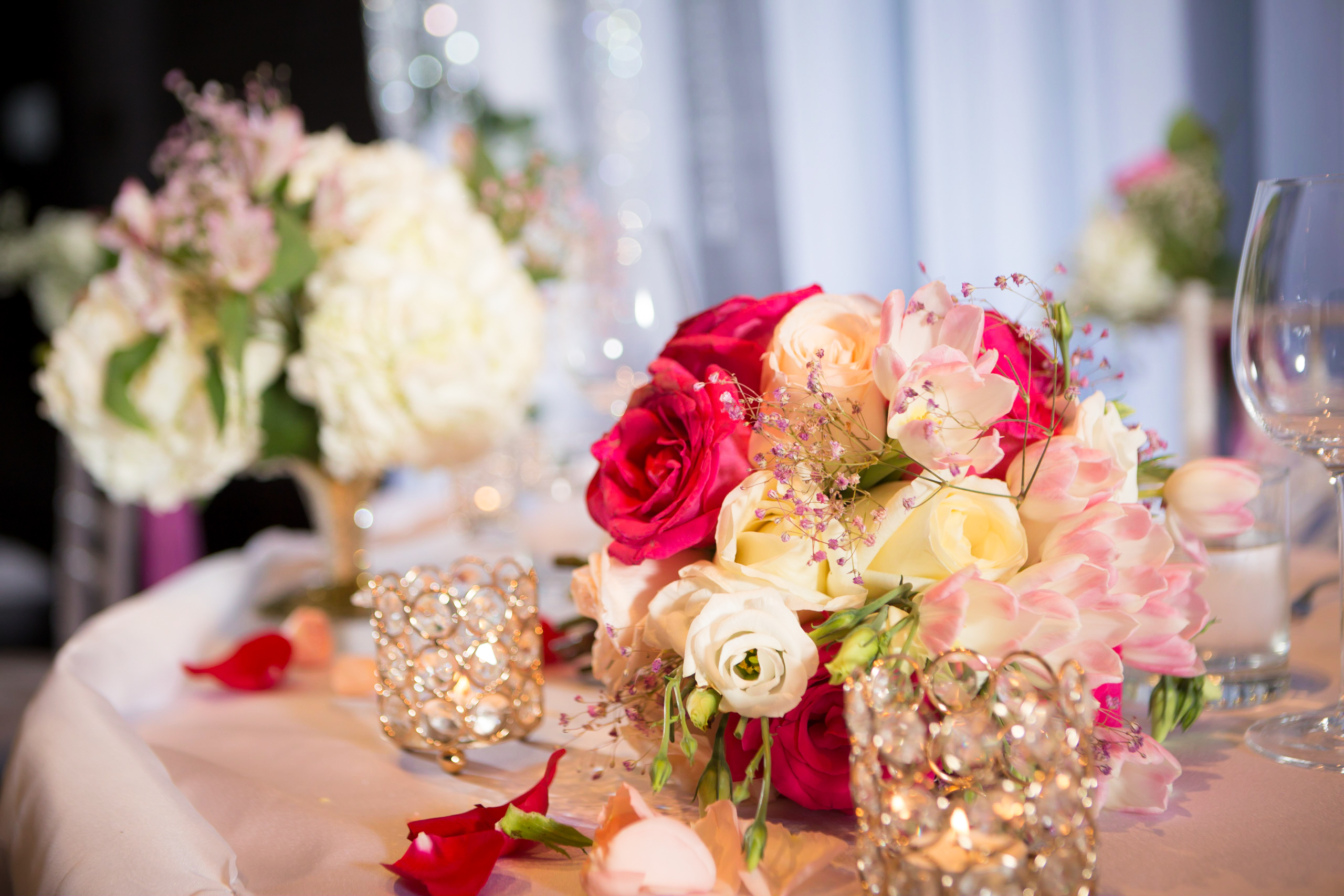 Weddng Tablescape