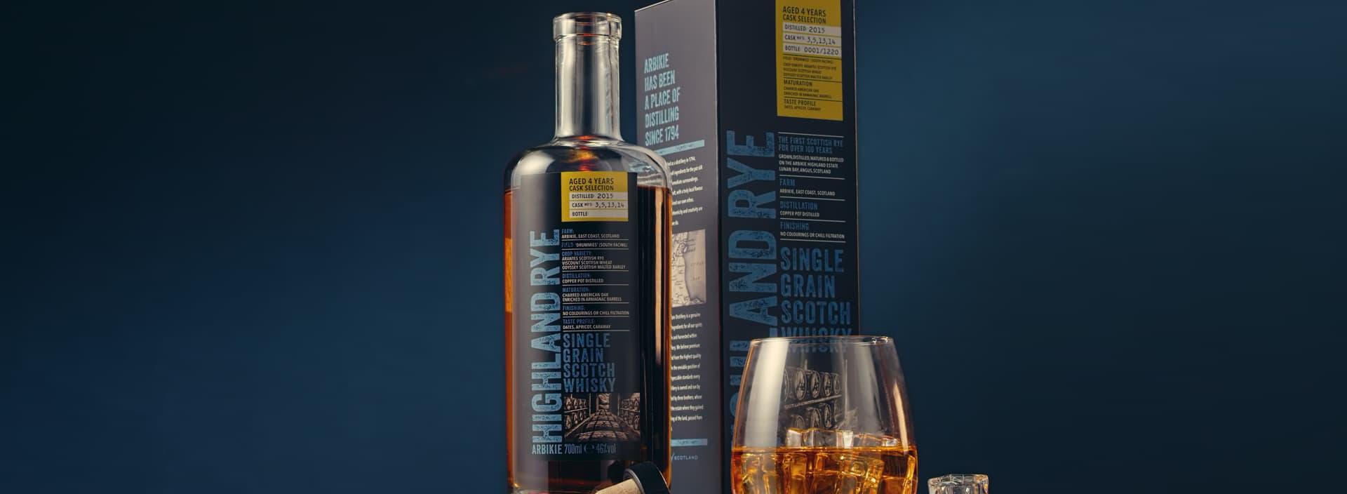 Arbikie Whiskey
