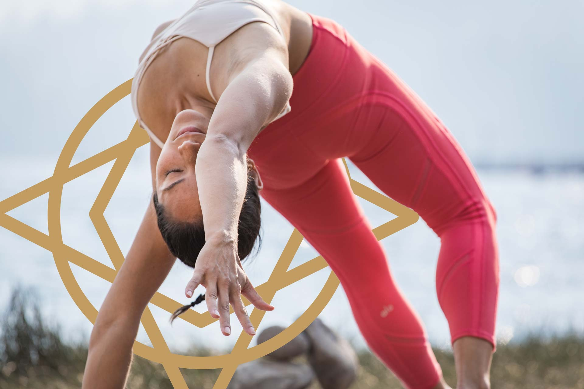 Briohny Smyth beginner online vinyasa yoga course on Wanderlust TV