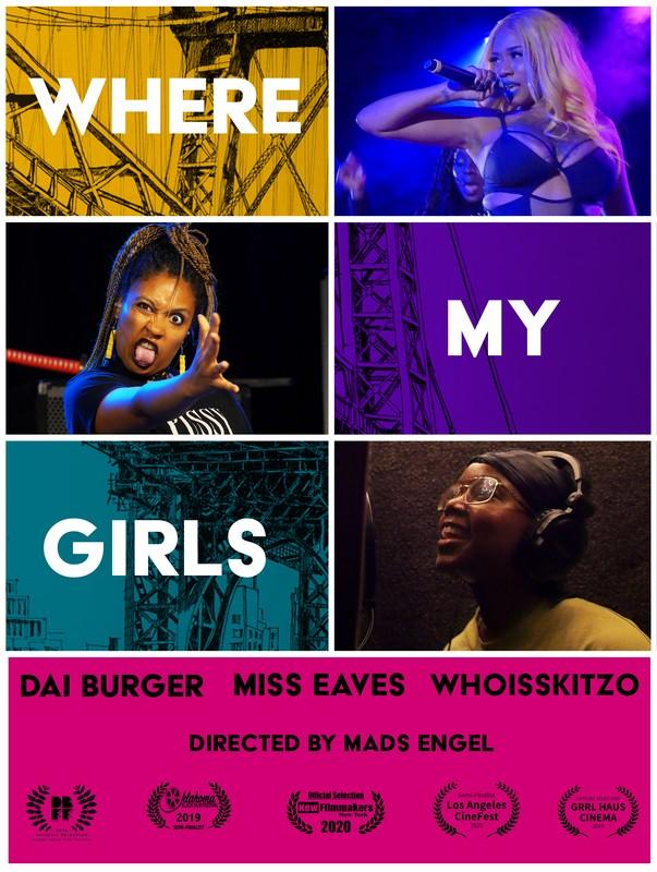 Where My Girls Poster