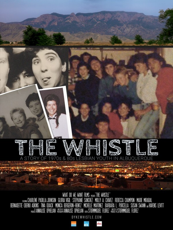 The Whistle poster