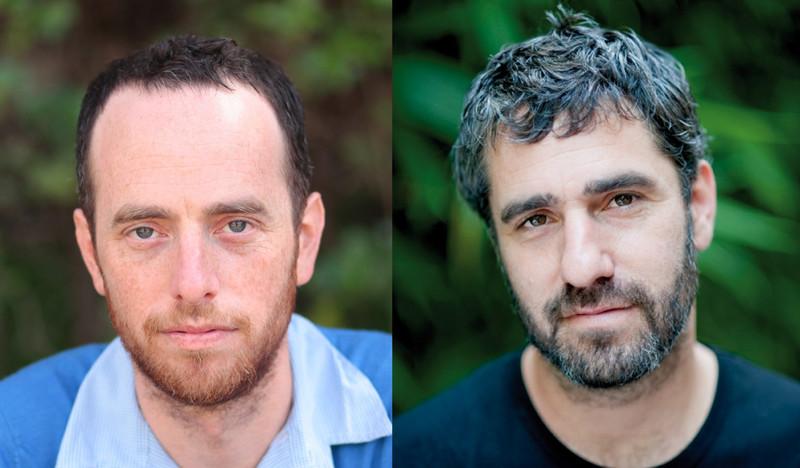 Tomer Heymann and Barak Heymann