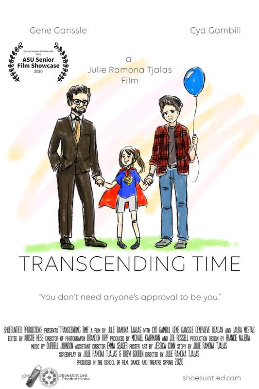 Transcending TIme Poster