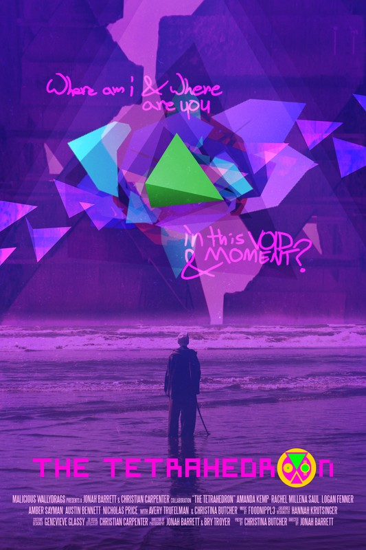 The Tetrahedron Poster
