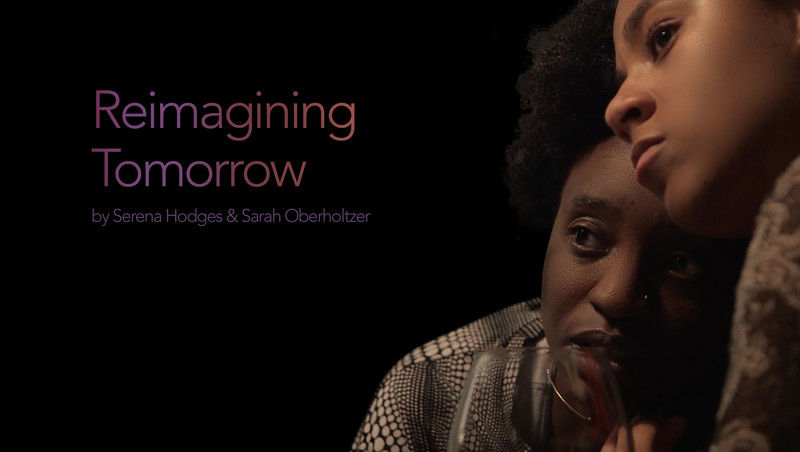 Reimagining Tomorrow Poster