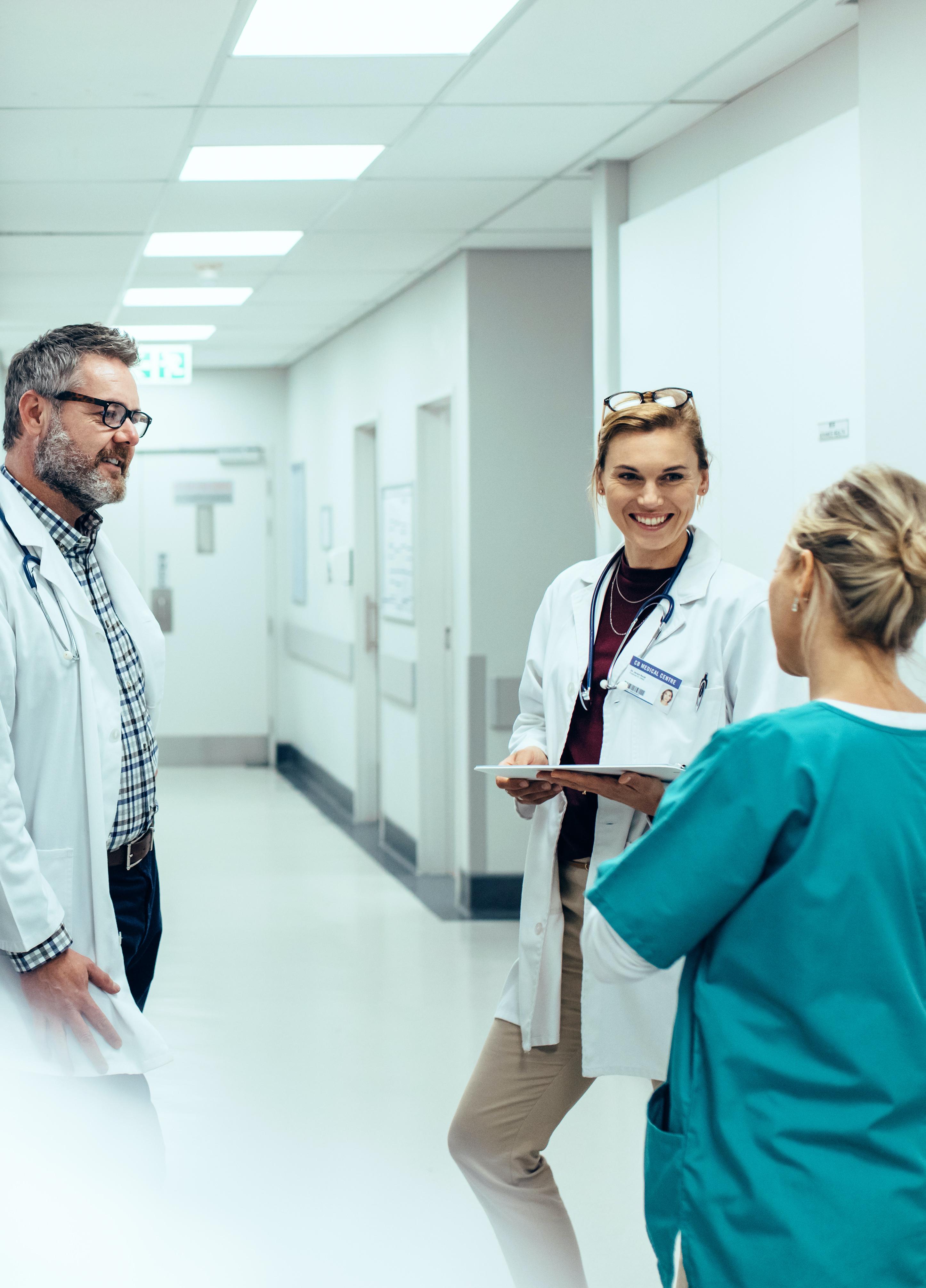 Hospital leadership