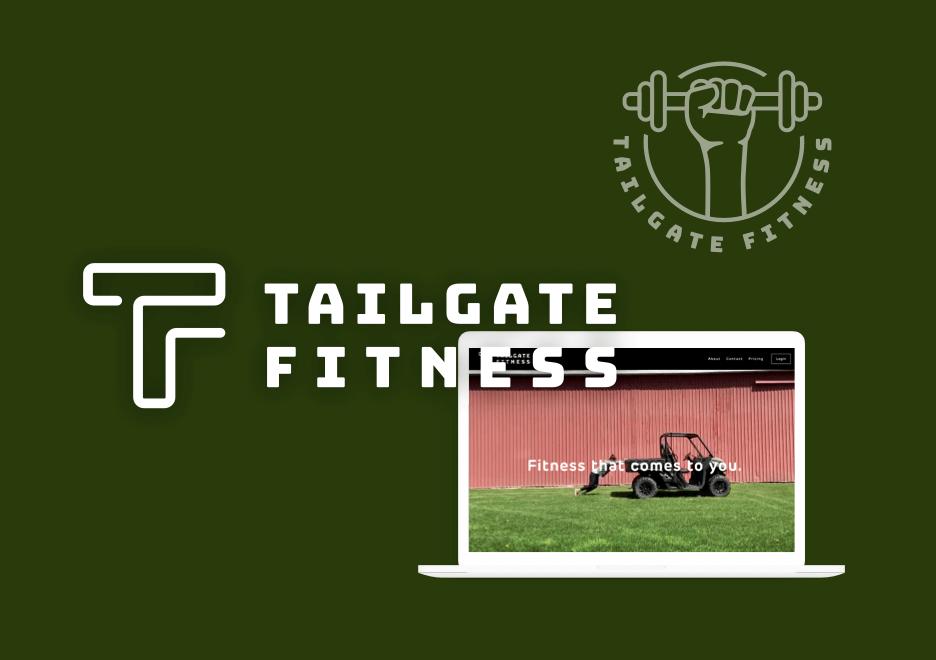 Tailgate Fitness Branding