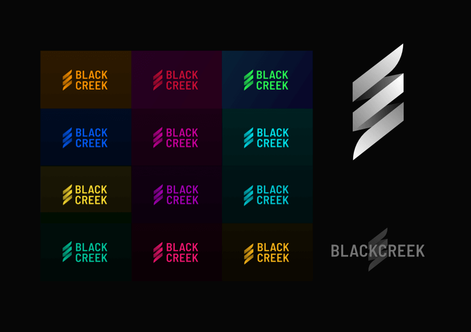 Blackcreek Rebrand