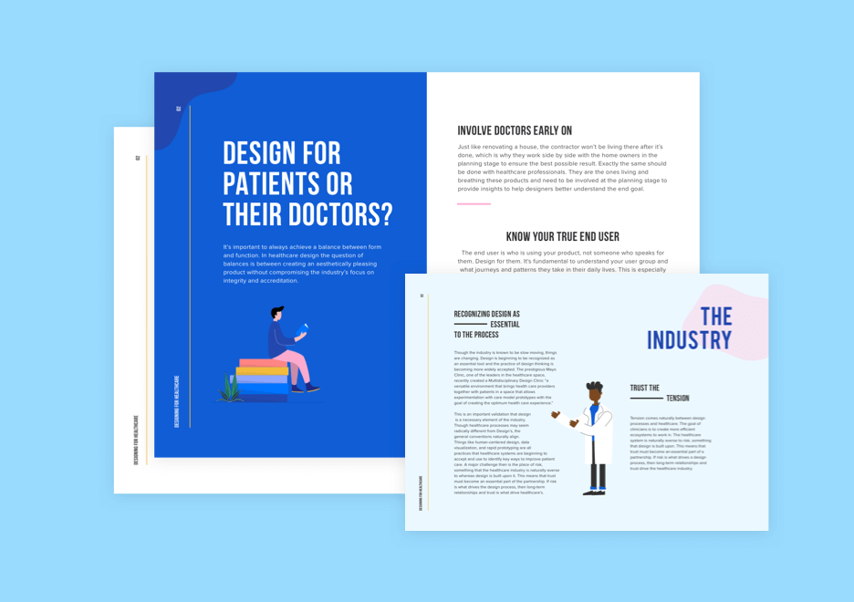 Designing for Health Care Guide