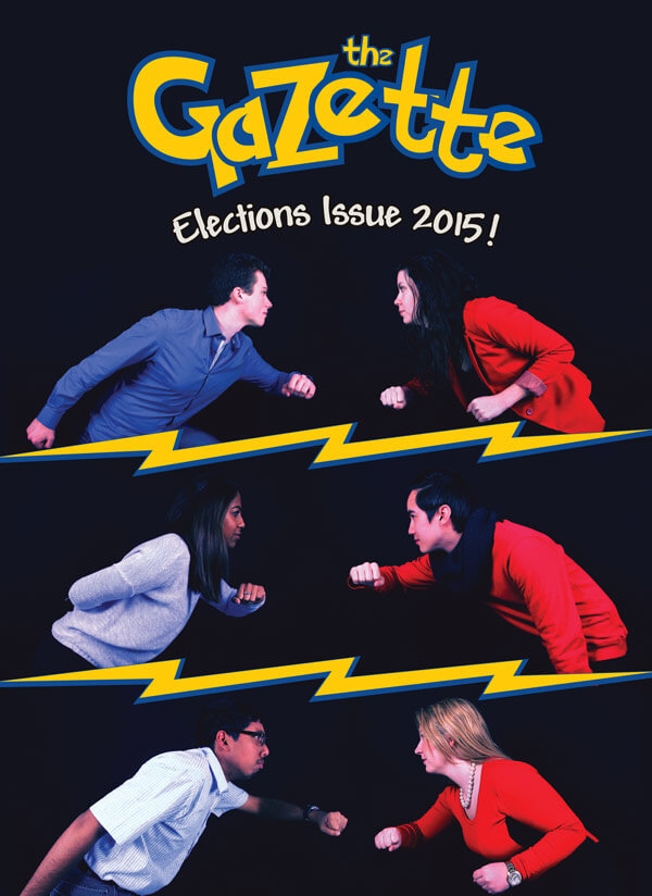 Western Gazette Front Cover Designs & Spreads