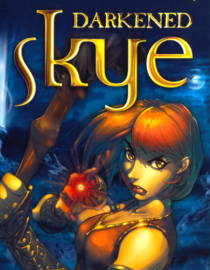 Darkened Skye: The Best Place to Hide Candy From Younger Siblings