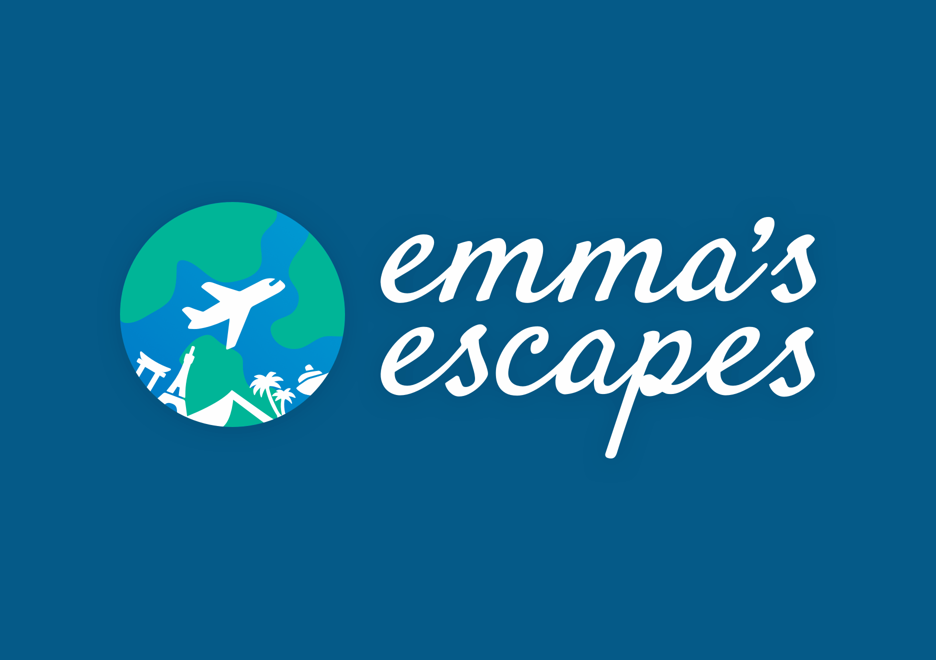 Emma's Escapes Branding