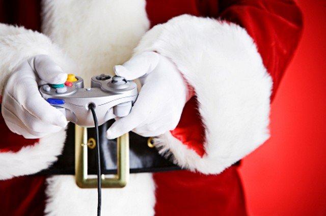 Christmas Break à la GameCube
