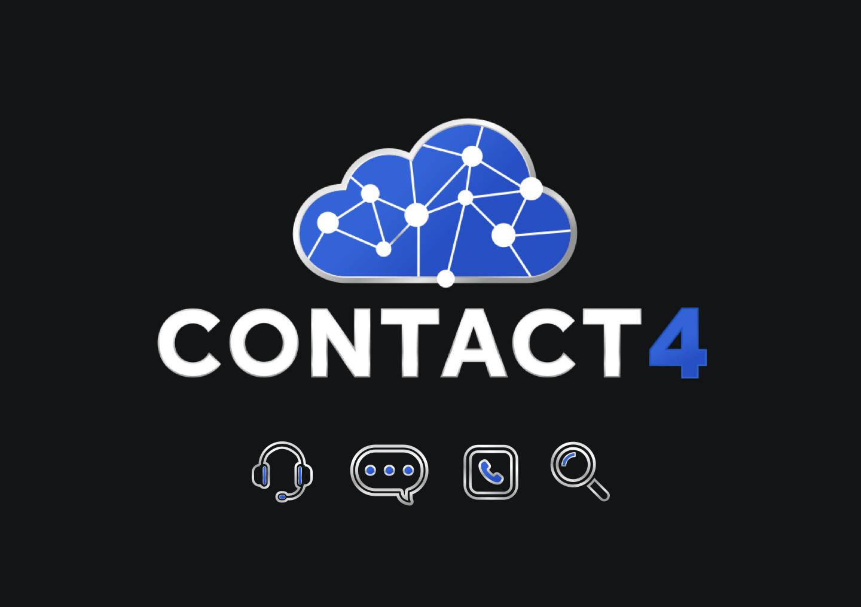CONTACT4 Website & Branding