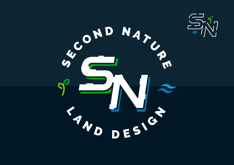 Second Nature Land Design Brand Refresh