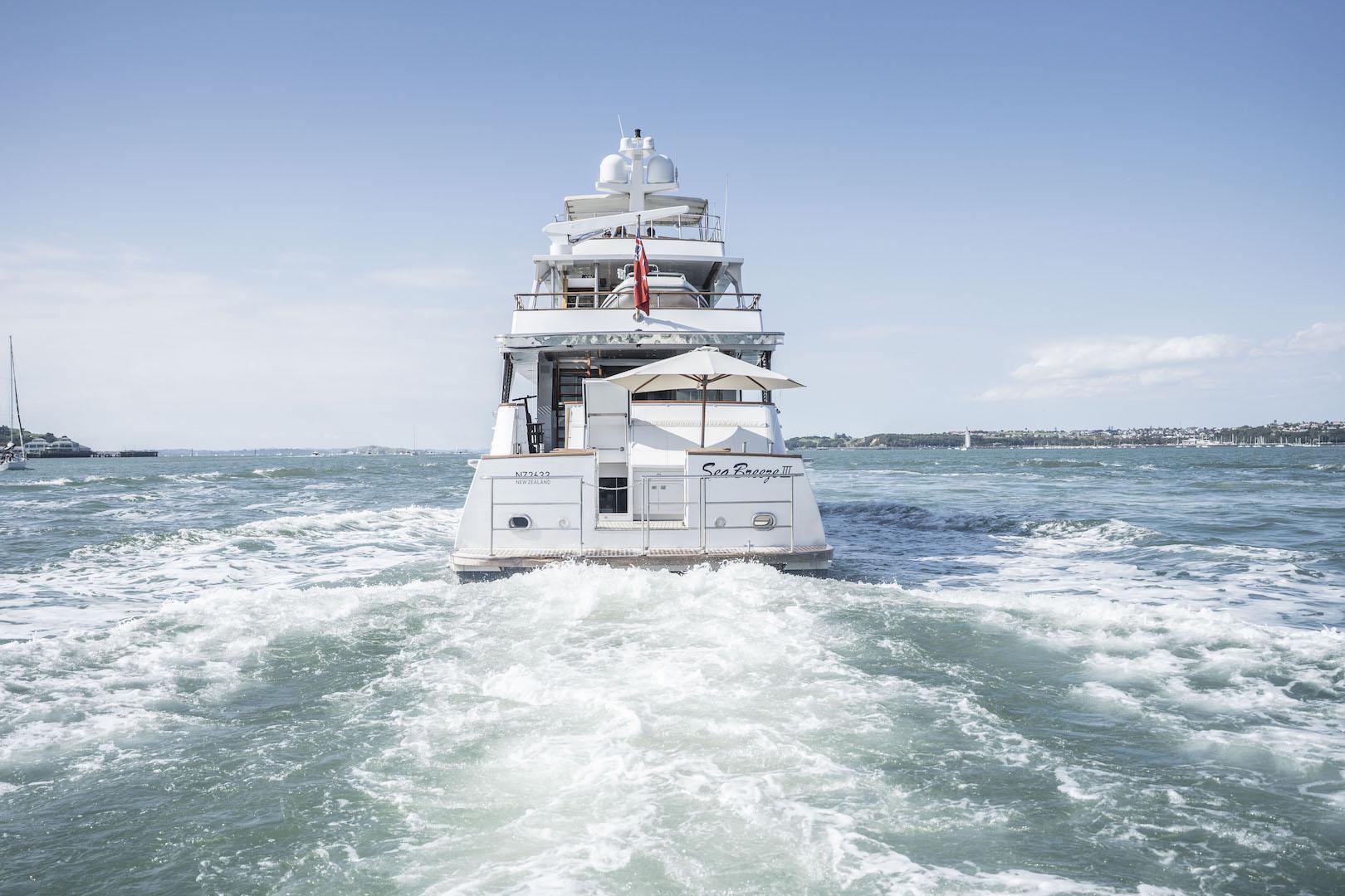 Sea Breeze III Charter Experience