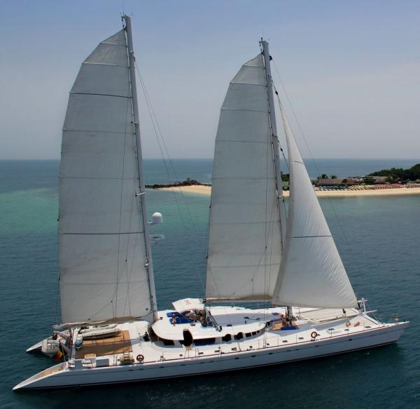 Charter Yacht Douce France Profile3