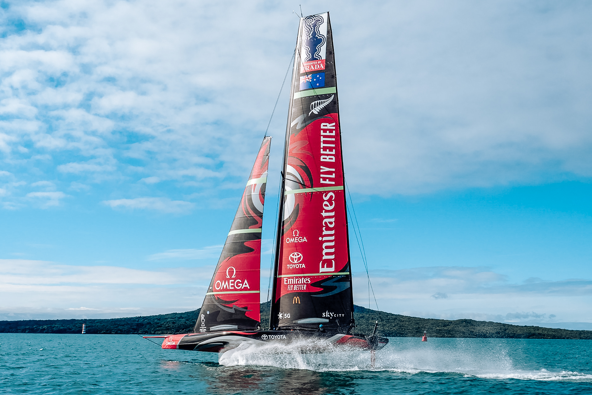 Yachts for Charter Over the 36th America's Cup