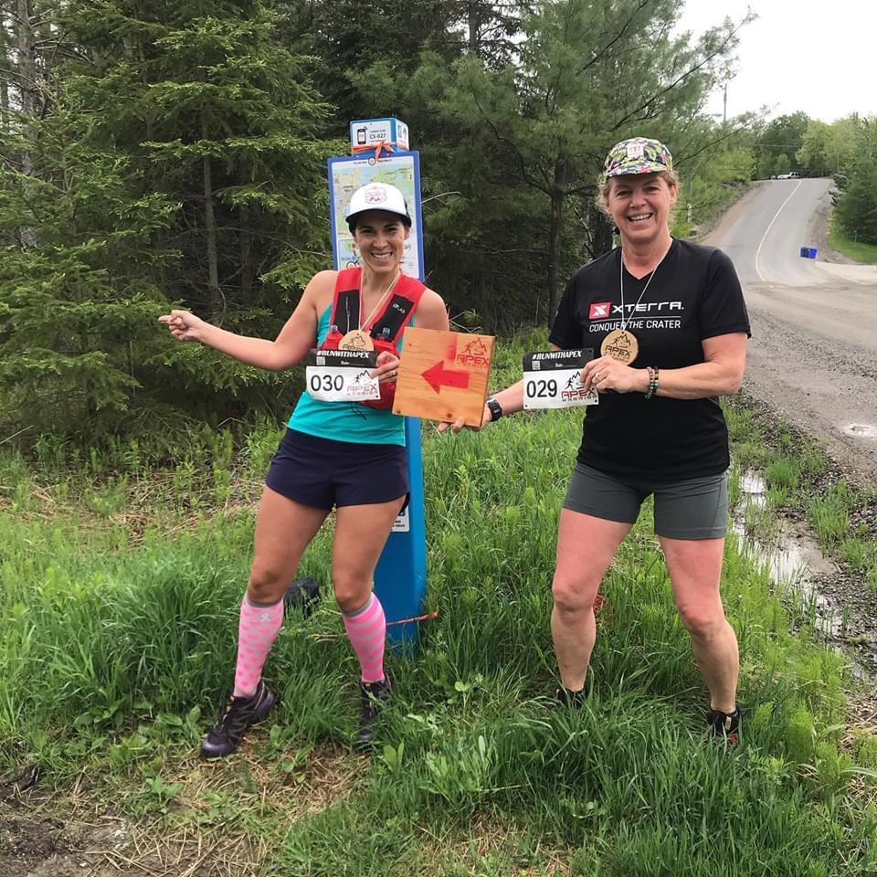 Apex Trail Race Series, Race #1: Apex Sprint