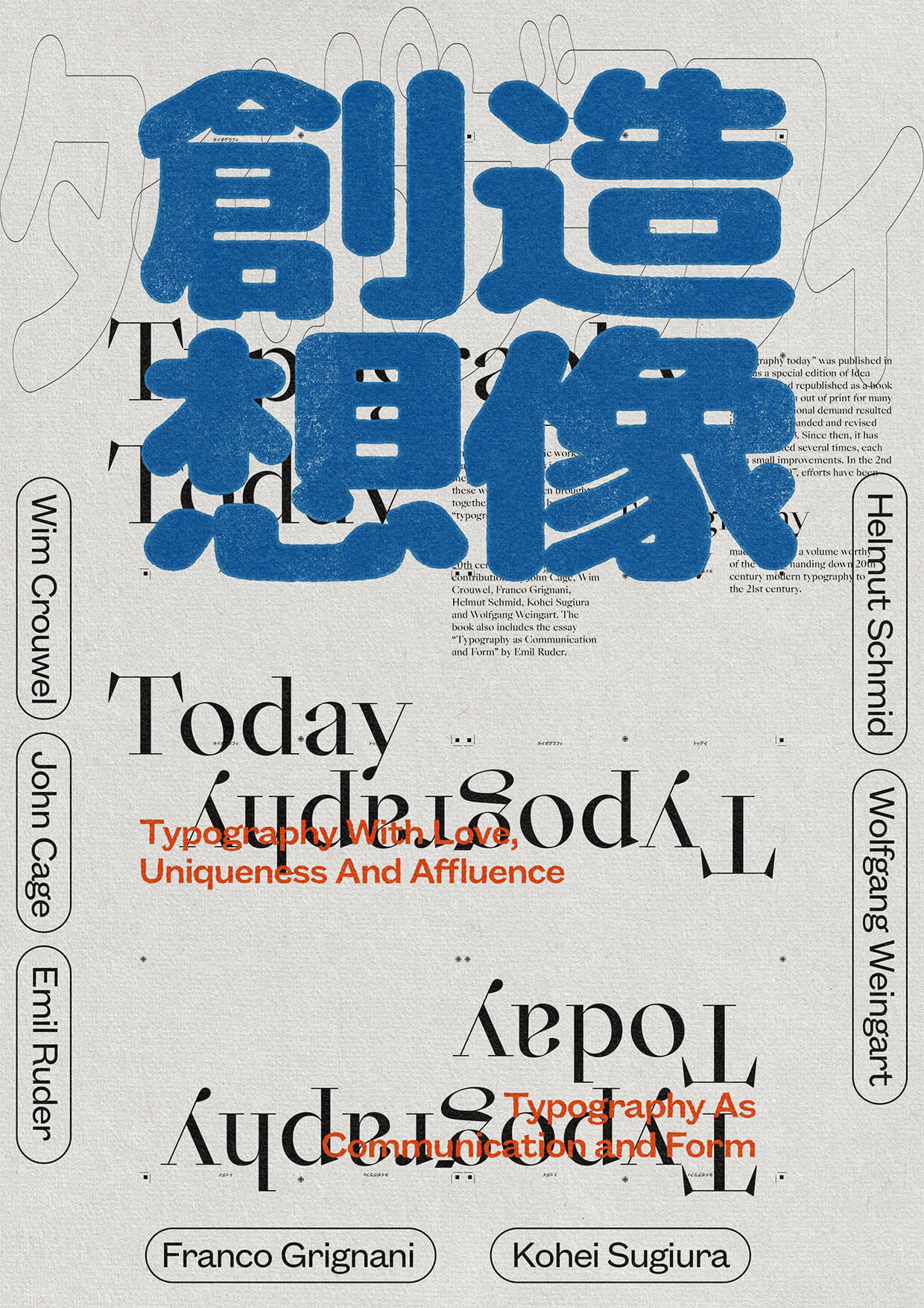 Poster Image of Typography Design