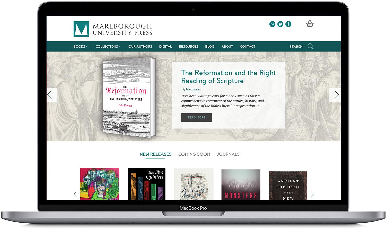 University Press theme