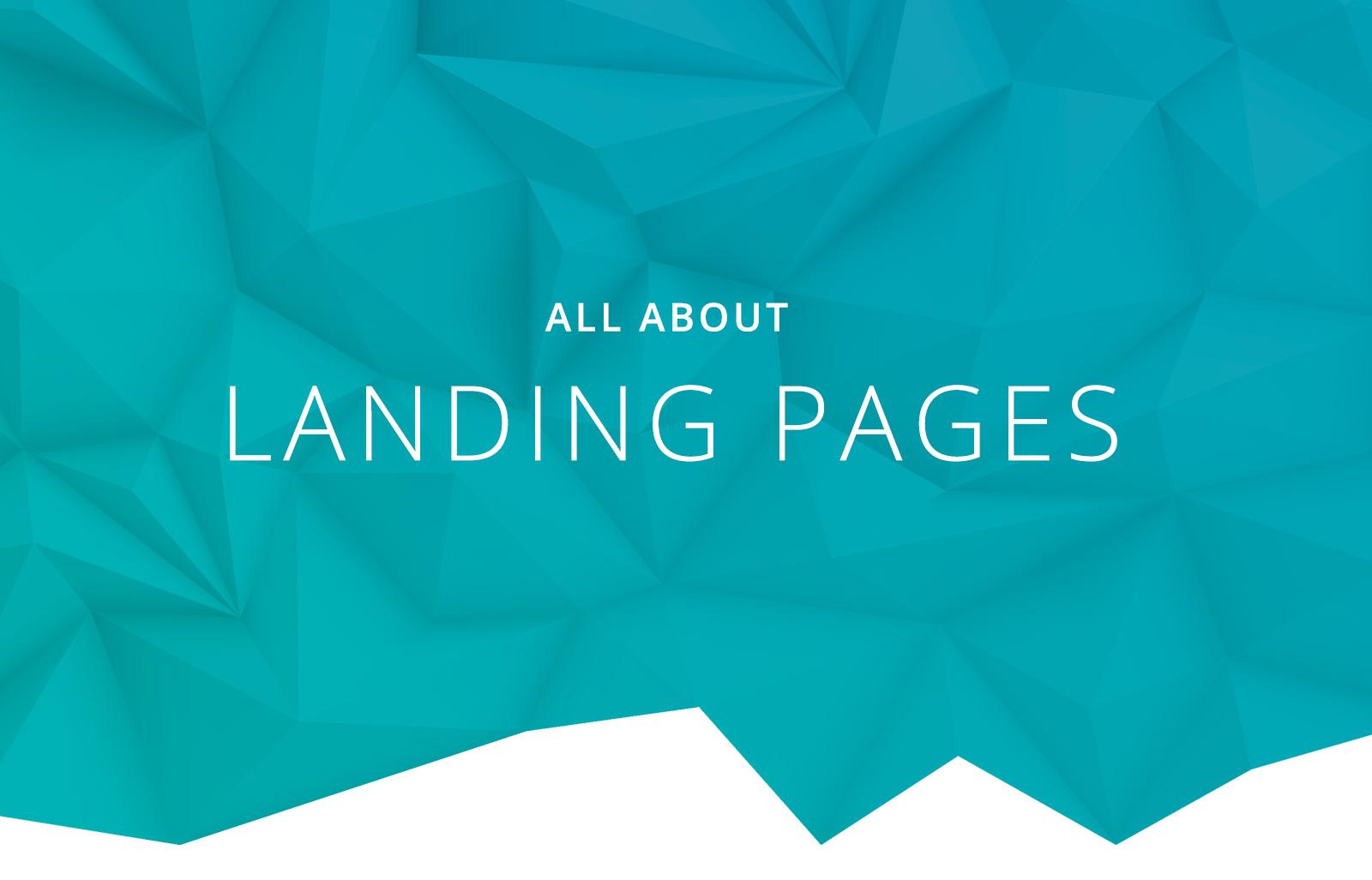 Publisher landing page builder