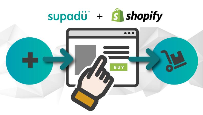 Why Supadu + Shopify = a winning formula