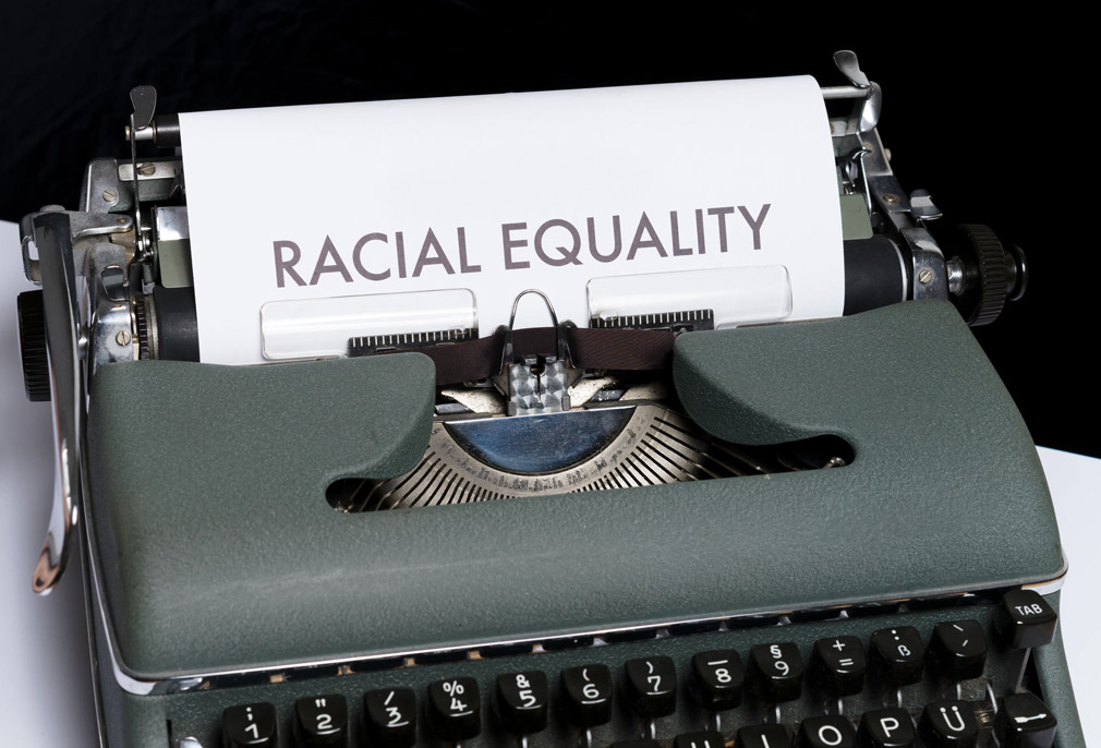 What role does publishing serve in tackling racial injustice?