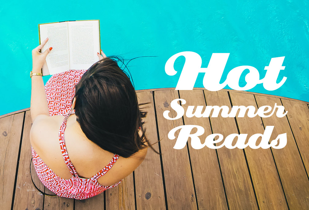 Top 3 Summer Reads with Grace