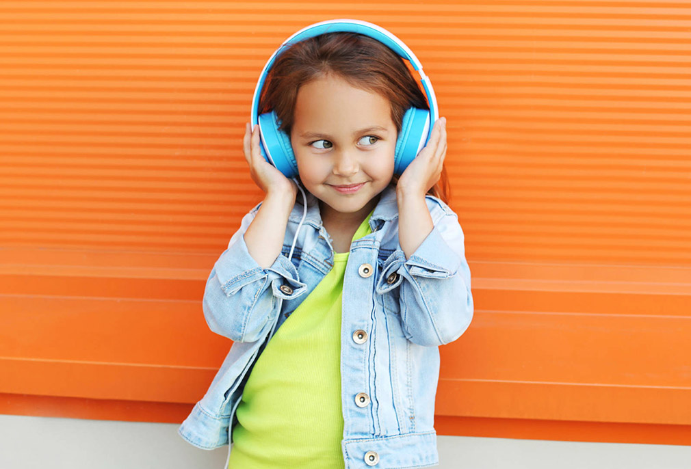 Children and Audio - What's out there and what are the benefits?