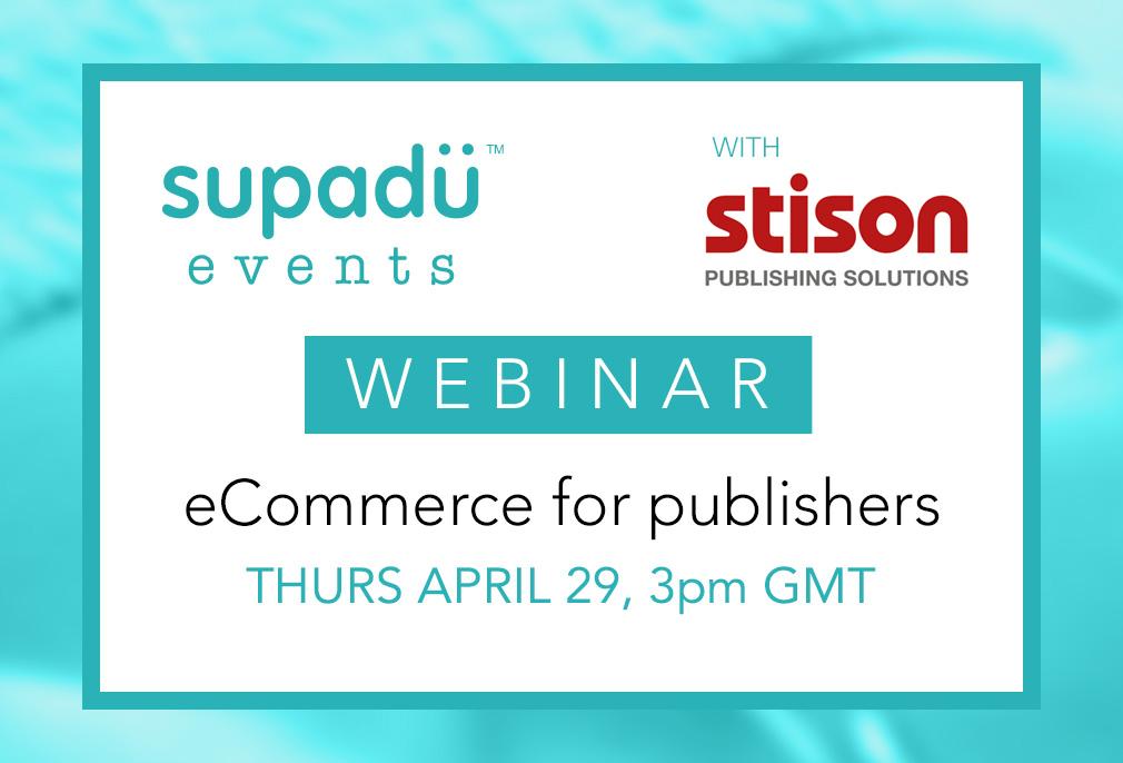 eCommerce for publishers