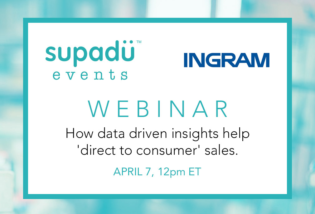 How data driven insights help 'direct to consumer' sales.