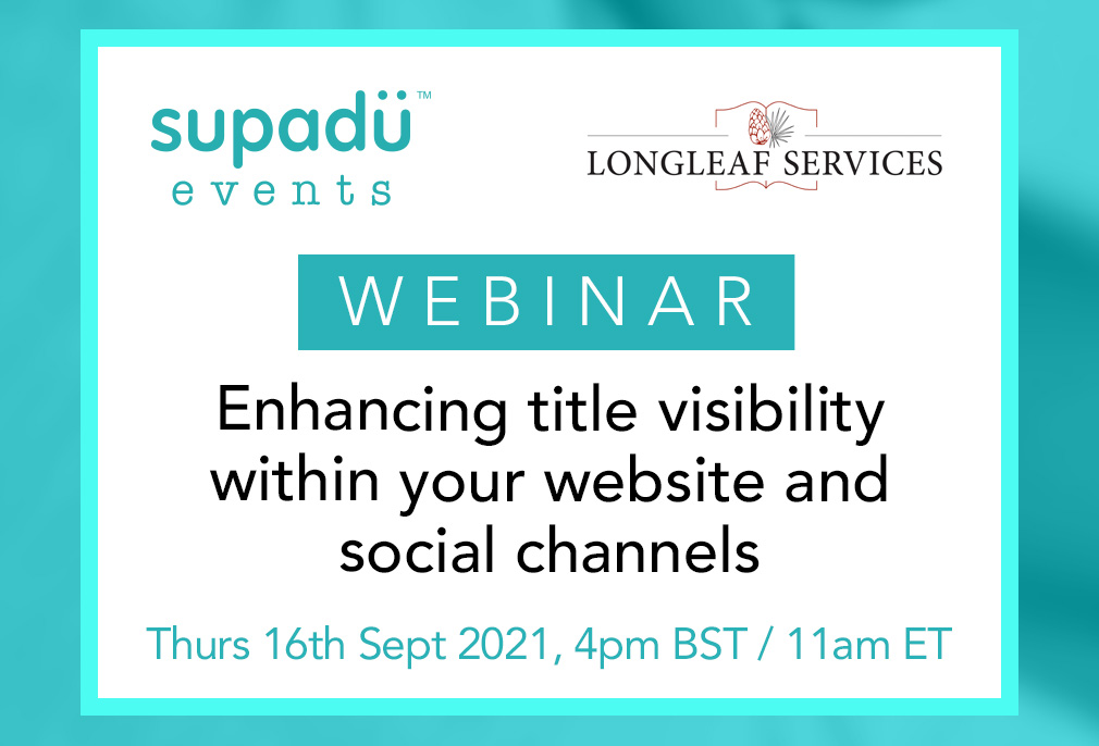 Enhancing title visibility within your website and social channels