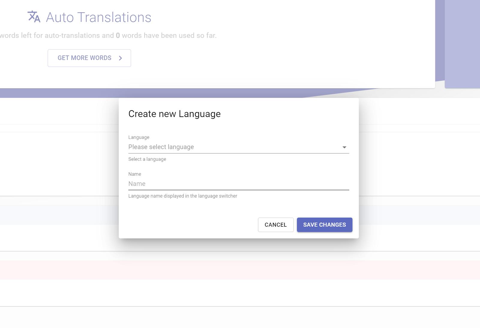 言語選択画像